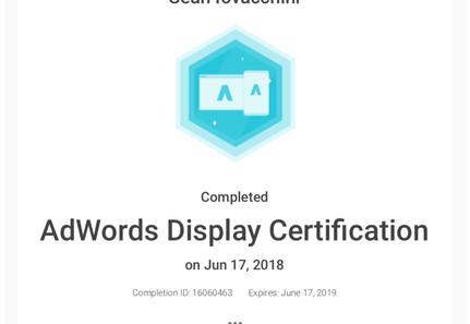 BeeFound.ca Google Display Certification.jpg
