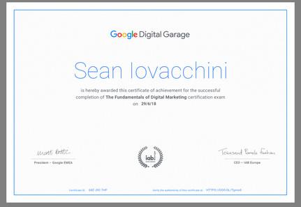 BeeFound.ca Google The Fundamentals of Digital Marketing Certification.jpg