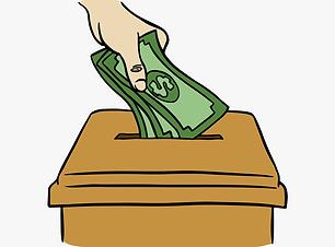 35-357009_donating-money-clipart-donatin