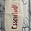 Thumbnail: Essential bottle bag - red foil