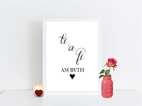 Ti a Fi Am Byth