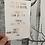 Thumbnail: You Are Braver postcard - rose gold foil