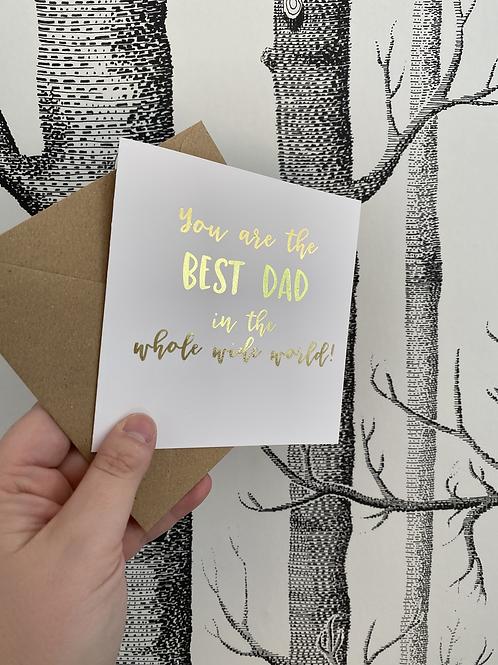 BEST DAD card (3)