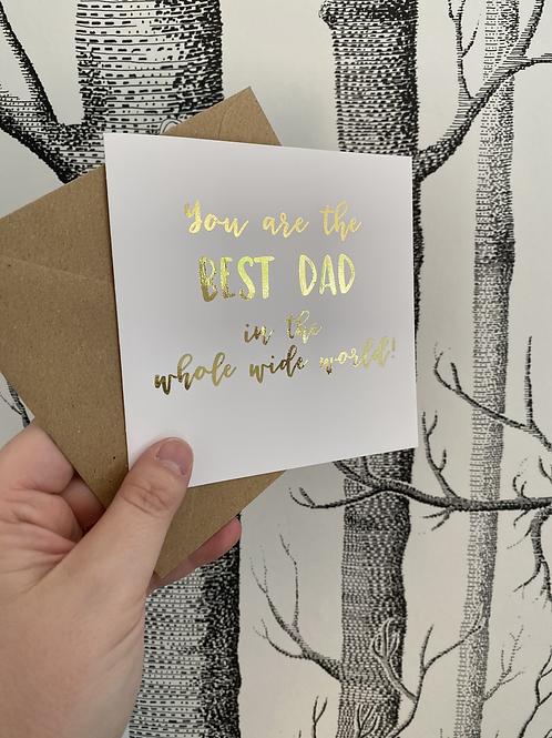 BEST DAD card (2)