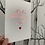 Thumbnail: Little Things In Life - A5 - bright pink foil