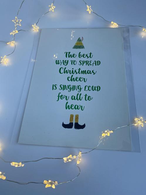 Christmas Prints - A5