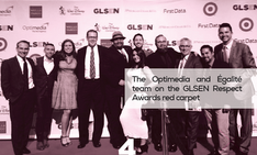Optimedia Honored At GLSEN's Respect Awards NY