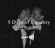 Razorfish & GLAAD Launched #5DaysOfEquality