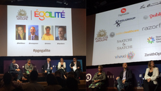 Égalité Takes The Stage At ADWEEK