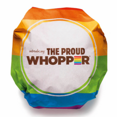 Burger King's Proud Burger