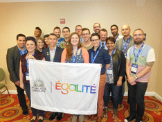 Égalité Members Convene In Dallas For The Out & Equal Summit