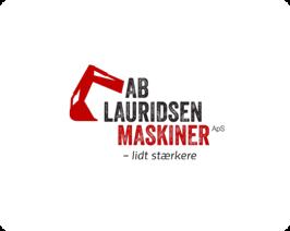 Ab Lauridsen maskiner samarbejde brdr bonde