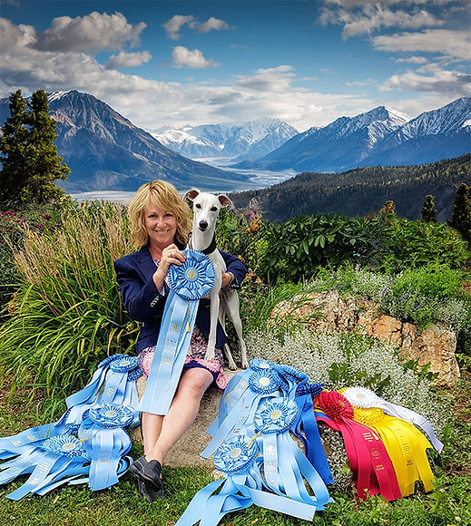 Opal and Me with the ribbons.jpg