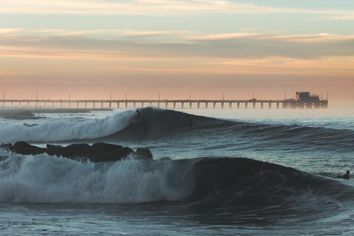 "6am Surf ""Recaptured"" October Swell."