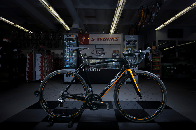 Why is this road bike $20,000?