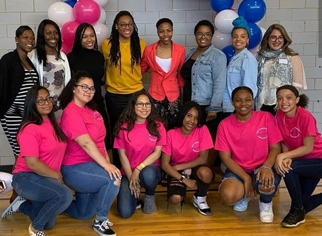 First Annual Young Women's Empowerment Conference: Hosted by the Nia Girls of the Carver Center