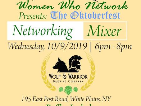 Oktoberfest Networking Mixer