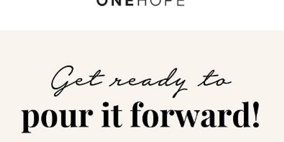 One Hope Wine Tasting