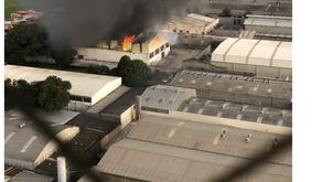 São Paulo storage unit fire destroys 'thousands' of artworks