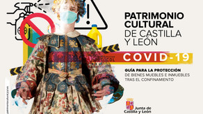 COVID-19 specific guidelines cultural heritage recommendation. UGRECYL (JCYL)