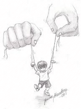 הידיים שמנענעות את העריסה