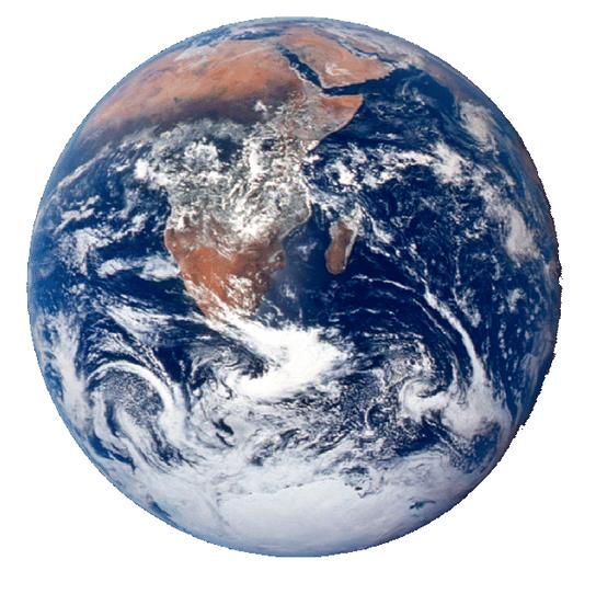 הוליזם: כמו כדור הארץ, הים והיבשה - כן ה