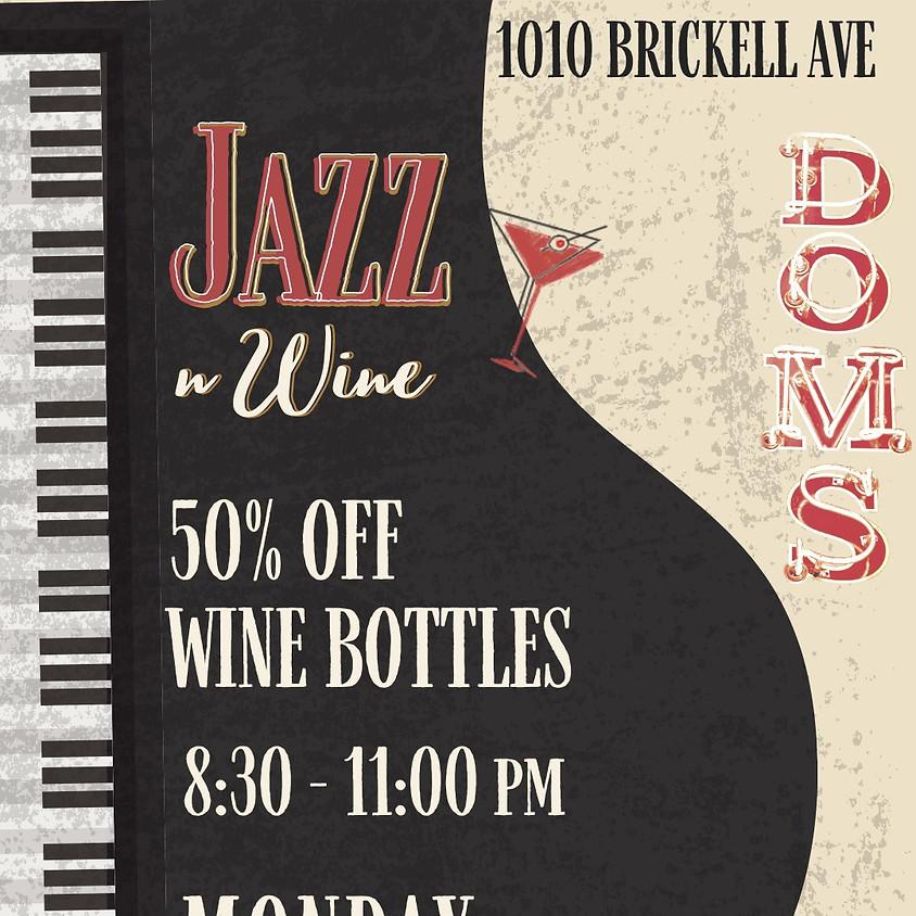 Monday Jazz Night at DOMS