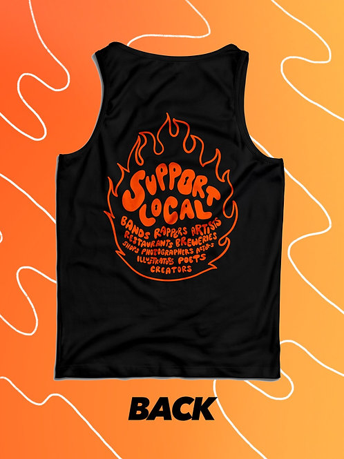 Support Local Summer Tank