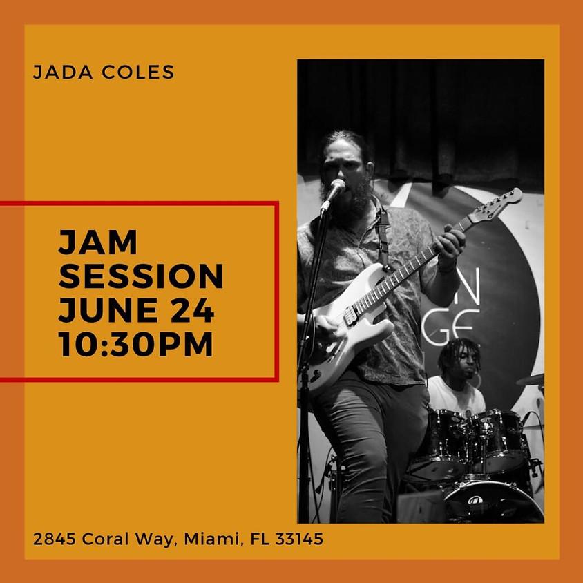 Jada Coles Live Jam