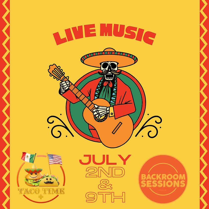 Taco Time & Music!