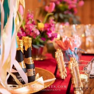 Carnival Bride 4- Wedding Details