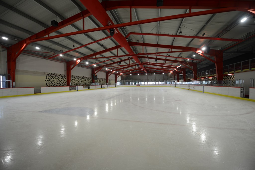 Patinoire Poitiers 86