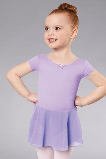 Kids Short Sleeve Dress