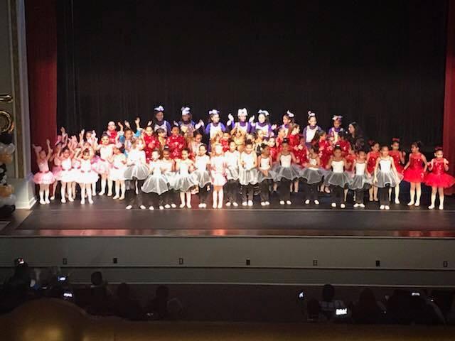 Recital 2018 - Edinburg City Auditorium