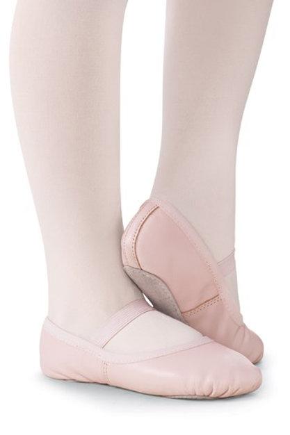 No Tie Full Sole Ballet Shoes