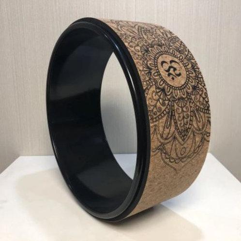 Wooden Yoga Wheel - Design 2