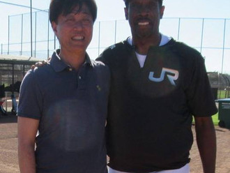 JR東日本野球部 フロリダキャンプ#1