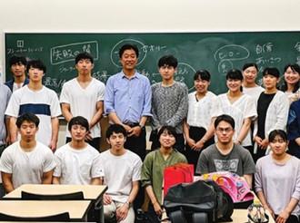 慶應器械体操部 大学・高校合同トレーニング