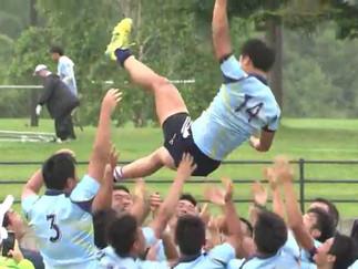 桐蔭学園ラグビー部 7人制全国大会初優勝