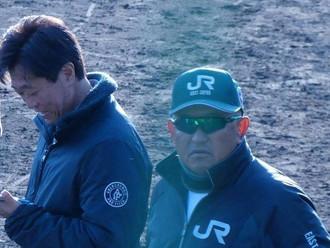 JR東日本野球部 vs日本代表