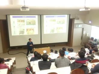 【レポート】横浜市立大学体育会、医学部体育会 講演