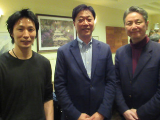 アテネ五輪金メダル米田さん、NHKスポーツ解説委員刈屋さん