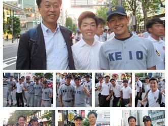 慶應野球部 六大学野球優勝