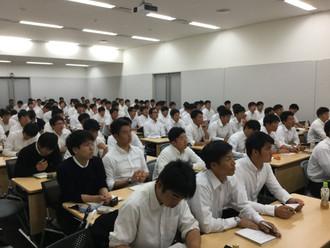 慶應野球部 春季リーグ戦前ミーティング