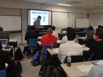【レポート】墨田区体育館公開講座