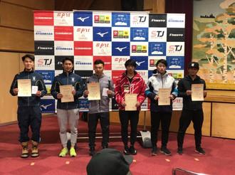 慶應スキー部 インカレGSで男女アベック優勝