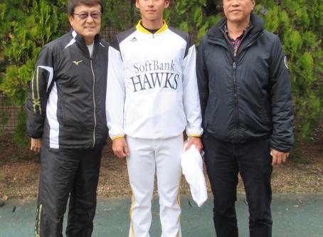 JR東日本野球部 vsソフトバンクにて