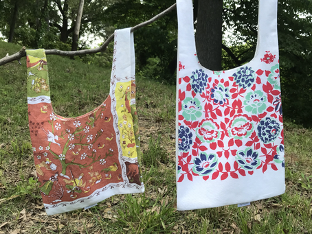 Sustainable Shopping Bags!