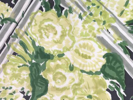 Vintage Fabric Love
