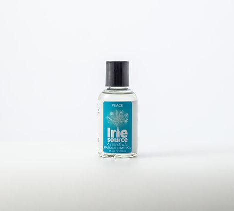 Peace Massage + Bath Oil
